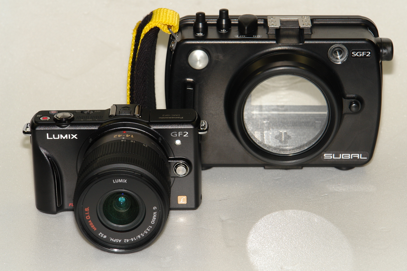SUBAL Panasonic GF2 Set