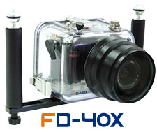 Fantasea Line FD-40X Waterproof Housing