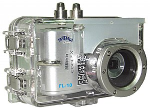 Fantasea FL-12 for Nikon Coolpix L 12