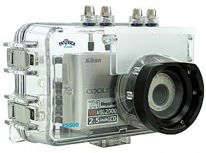 Fantasea FS-600 for Nikon Coolpix S600