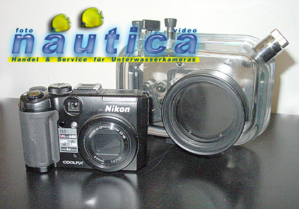 Nikon Coolpix P6000 Set