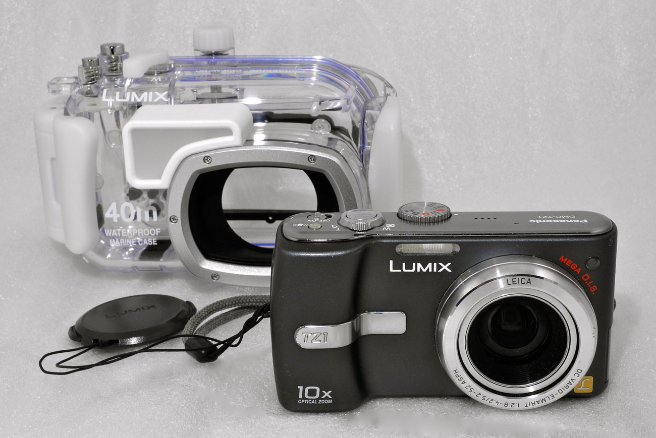 Panasonic Lumix TZ1 Set