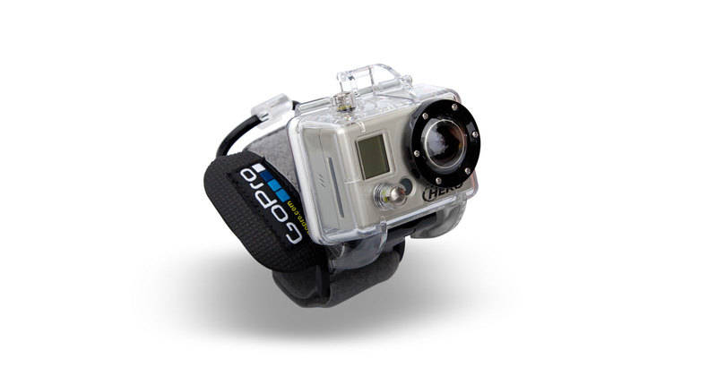GoPro Wrist Camera Housing Hero 2
